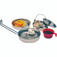 Texsport 13156 Cookware Camp Mess St Seet 5Pc