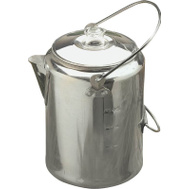 Texsport 13180 Percolator Alum Easy Pour 9Cup