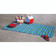 Texsport 14302 Mat Beach Multi Color 78X60 In