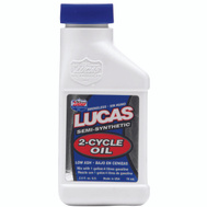 Lucas Oil Products 10058 Oil 2Cycle Semi-Synth 2.6 Oz