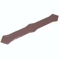 Amerimax 25029 Aluminum Downspout Band Brown