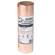 Amerimax 67520 Copper Wood Frame Termite Shield Flashing 20 Inch By 25 Foot