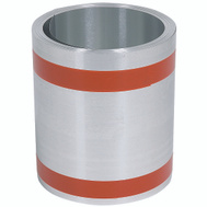 Amerimax 70006 Galvanized Roll Valley Flashing 0.0100 By 6 Inch By 50 Foot