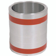 Amerimax 70404 Galvanized Roll Valley Flashing 0.0100 By 4 Inch By 10 Foot