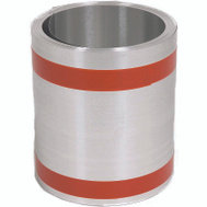 Amerimax 70406 Galvanized Roll Valley Flashing 0.0100 By 6 Inch By 10 Foot