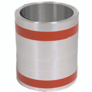 Amerimax 70408 Galvanized Roll Valley Flashing 0.0100 By 8 Inch By 10 Foot