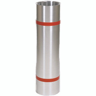 Amerimax 70418 Galvanized Roll Valley Flashing 0.0100 By 18 Inch By 10 Foot