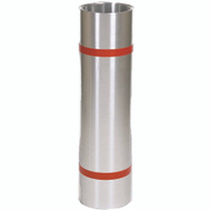Amerimax 70424 Galvanized Roll Valley Flashing 0.0100 By 24 Inch By 10 Foot