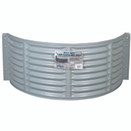 Amerimax 75208 Area Wall 18In Round Plastic