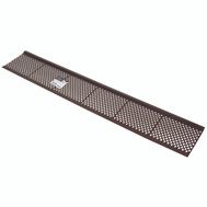 Amerimax 85379 3 Foot Brown Screen Gutter