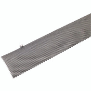 Amerimax GGGLK5 5 By 36 Inch Galvanized Hinged Gutter Guard