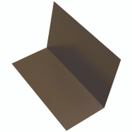 Amerimax 6974319BX Aluminum Prebent Step Flashing 3 By 4 By 7 Inch 3 By 4 By 7 Inch Brown