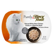American Distribution 58016 Fancy 2 Ounce Chick Cat Food