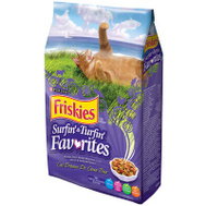 Friskies 16896 6.3 Pound Cat Food