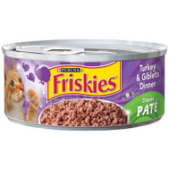 Friskies 42184 5.5 Ounce Turk/Gib Cat Food