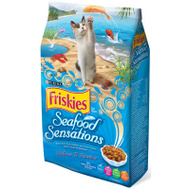 Friskies 5000057577 Seafood Sensations Cat Food 16 Pounds