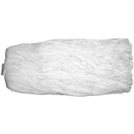 Abco 01307 Rayon 16 Ounce White Yarn 4 Ply Mop Head