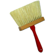 Abco 01714 Pro Masonry Brush 6-1/2 Inch Wide 4 Inch White Tampico