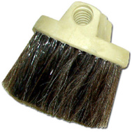 Abco 01719 Pro Stippling Brush Horsehair And Poly 2-1/2 Inch