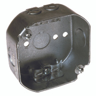 Raco 146 4 Octagon Box With Cable Clamps
