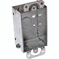 Raco 400 3 By 2 Steel Switch Box 1 1/2Deep