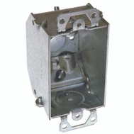Raco 471 2 1/4 Inch Switch Box With Ears
