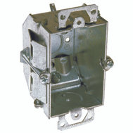 Raco 487 2 1/4 Steel Switch Bx