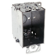 Raco 519 3 By 2 1/2D Steel Switch Box