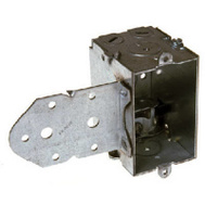 Raco 522 2 1/2 Inch Deep Switch Box B Bracket
