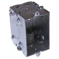 Raco 528 3 By 2 1/2D Leveling Switch Box