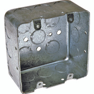 Raco 683 4 Inch 2 1/8 Inch Deep Square Switch Box