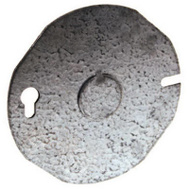 Raco 703 3 1/2 Round Ceiling Pan Cover