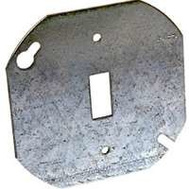 Raco 729 4 Inch Round Box Cover For Toggle