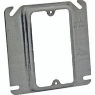 Raco 8768 4 Inch Square Steel Cover 1Device