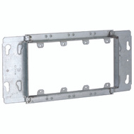 Hubbell 823 Raised 4 Gang Box Cover