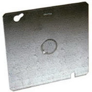Raco 833 4 11/16 Square Flat Blank Cover