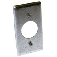 Raco 863 Single Receptacle Utility Box Cover