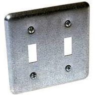 Raco 871 2g Toggle Switch Box Cover