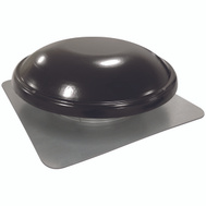 LL Building ERV5BL GAF Vent Roof Mount 1250Cfm Black