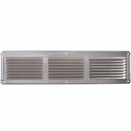 LL Building EAC16X4 16 Inch By 4 Inch Aluminum Undereave Vent Ml