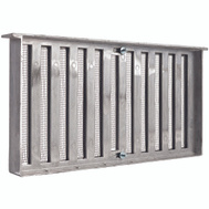 LL Building 500 16 By 8 Foundation Vent With Shutter