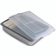 Airbake 84750 13 By 9 By 2 1/4 Inch Cake Pan
