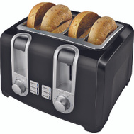 Applica T4569B Black & Decker Toaster 4Sl Auto Adjust B 850W