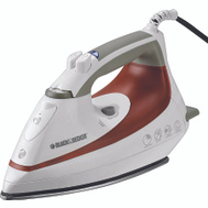Applica IR1070S-3 Black & Decker Iron Steam Stainless Stl A/O
