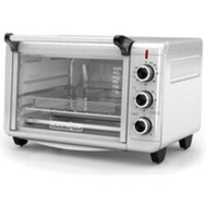 Applica TO3215SS Oven Toast 6 Slice Slvr & Blk