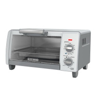 Applica TO1785SG Oven Toast 4 Slice Slvr & Gry