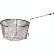 Barbour 0126 Bayou Classic Fry Basket Nickel Plated