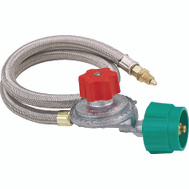 Barbour M5HPR Bayou Classic Stainless 10Psi Hose And Regulator