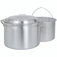 Barbour 4024 Bayou Classic Fryer Steamer 24 Quart With Basket