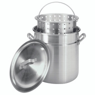 Barbour 4042 Bayou Classic 42 Quart Fryer Steamer With Lid